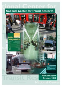 National Center for Transit Research 2011 Annual Report
